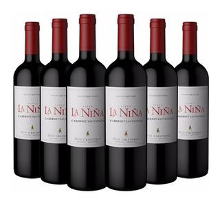 Finca La Niña Cabernet Sauvignon - Envío Gratis Caja 6x750ml