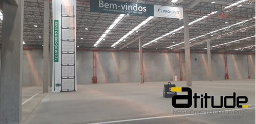 Imagem 1 de 11 de Galpão Com 23.401 M²  Araçariguama Castelo Branco. - 3736