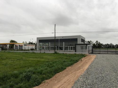 Local Comerial Con Deposito Sobre Ruta Nacional 205 - Lobos