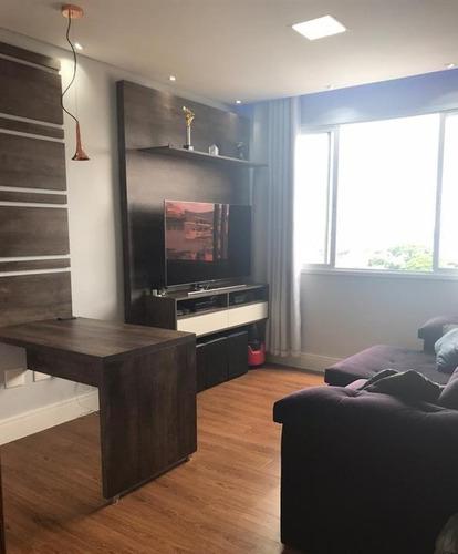 Apartamento Em Vila Ema, São Paulo/sp De 43m² 1 Quartos À Venda Por R$ 290.000,00 - Ap694784