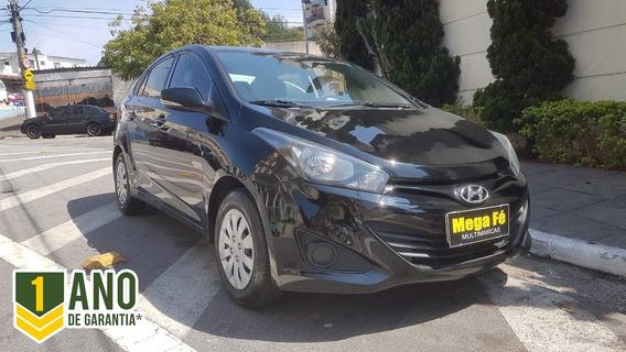 Hyundai Hb20s 1.6 Comfort Plus Aut. 2014 Preto Completo