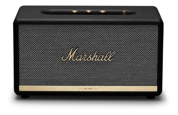 Reproductor Parlante Bluetooth Marshall Stanmore Ii Black
