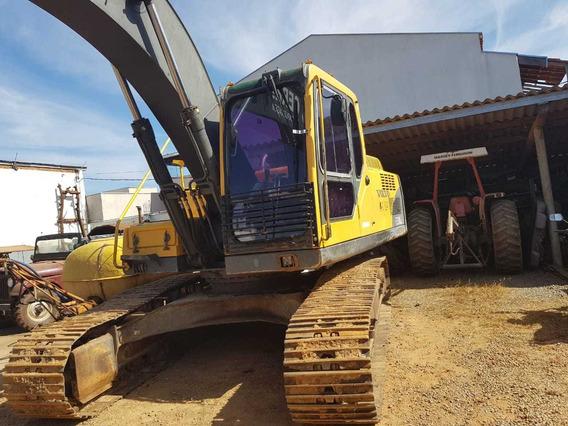 Volvo Escavadeira Ec 210 Blc
