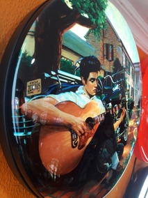 Luminoso Decorativo Elvis Presley Retrô Vintage Bar Boteco
