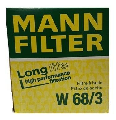 Filtro Aceite W 68/3  (mann Filter)