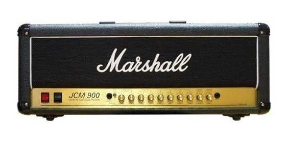 Amplificador Marshall Jcm 900 1amgma4100-et