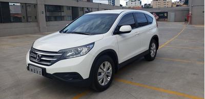 Honda Cr-v Lx 2.0 Flexone Automático 2012