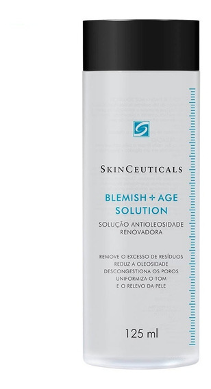 Tônico Facial Skinceuticals - Blemish + Age Solution 125ml