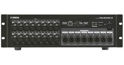 Yamaha - I/o Rack Rio1608d