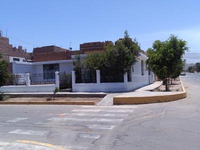 Ica Casa De 230 Metros Cuadrados En El Cercado De Parcona