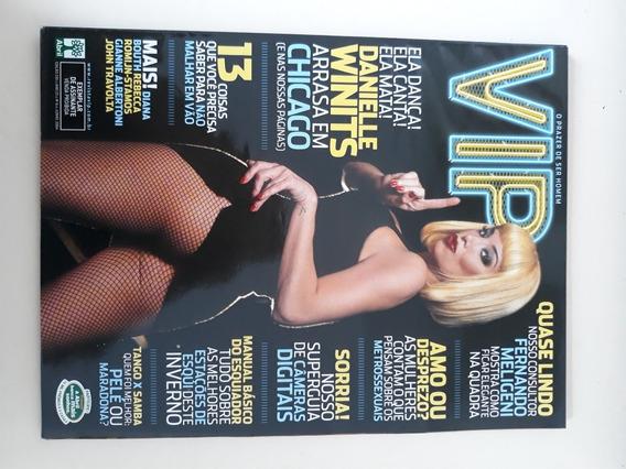 Revista Vip 230 Danielle Winits Caroline Bittencourt