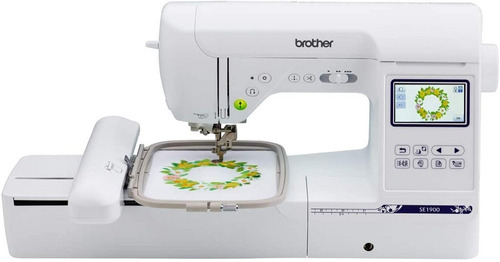 Imagen 1 de 1 de  Brother Se1900 Sewing And Embroidery Machine, 138 Designs,
