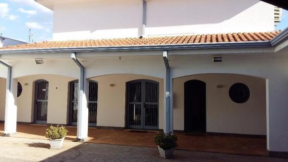 Casa Para Alugar, 466 M² Por R$ 5.000,00/ano - Jardim Bela Vista - Americana/sp - Ca0151