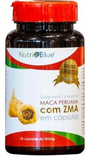 Maca Peruana Nutriblue Com Zma Original