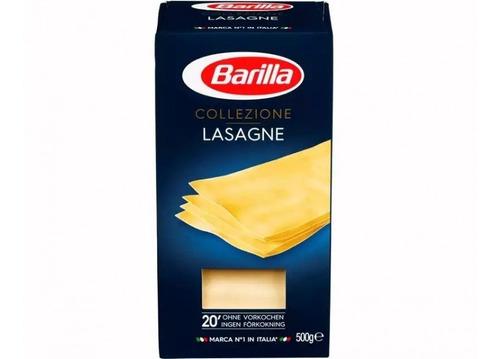 Fideos Italianos Pasta Barilla Lasagna 500g Env. Gratis Caba