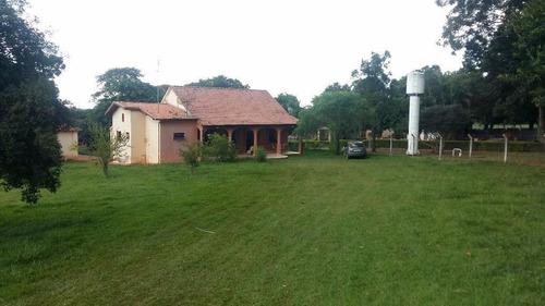 Chácara À Venda, 10400 M² Por R$ 2.500.000,00 - Fazenda Velha - Nova Odessa/sp - Ch0013