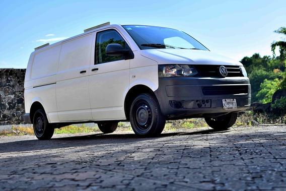 Vw Transporter T5, Van Restaurada Para Viajes, Clutch Nuevo