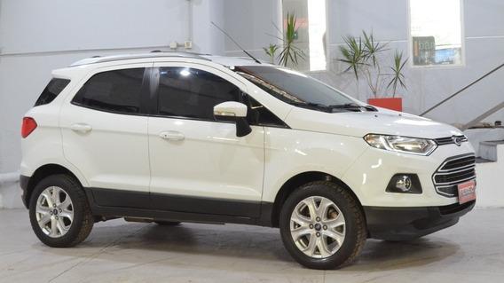 Ford Ecosport Titanium 2.0l Nafta 2015 Color Blanco!!