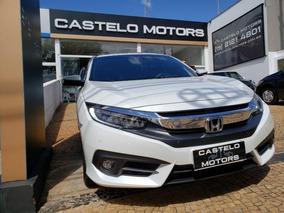 Honda Civic 1.5 16v Turbo Gasolina Touring 4p Cvt 2018/2018