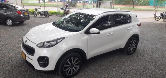 Kia New Sportage Revo Motor 2.0 2018 Blanca 5 Puertas