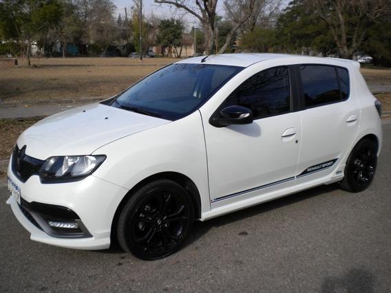 Renault Sandero Ii 2.0 16v Rs 2018