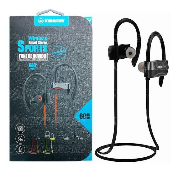 Fone Sem Fio Áudio Hd Bluetooth 5.0 Atende Chamada Microfone