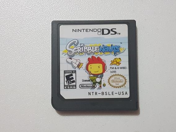 Scribble Nauts Original Para Nintendo Ds