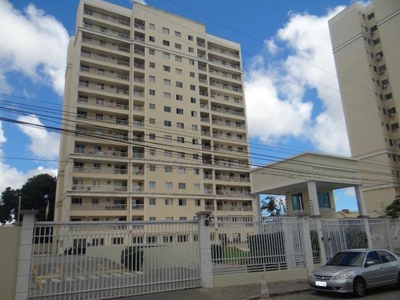 Apartamento Com 3 Dormitórios À Venda, 55 M² Por R$ 270.000 - Messejana - Fortaleza/ce - Ap3709