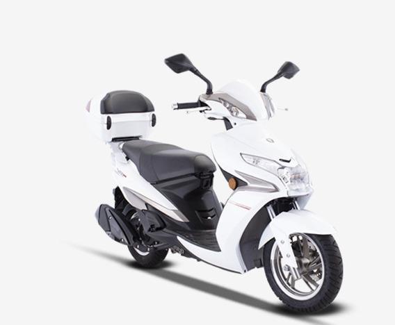 Suzuki Burgman - Haojue Vr 150 2021 0 Km Lançamento (t)