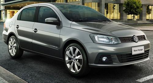 Volkswagen Voyage 1.6, Op Gnc Retira Ya Sin Anticipo 60 Dias