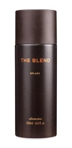 The Blend Splash Desodorante Côlonia, 200ml Boticário