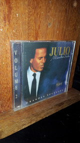 Cd Julio Iglessias - Grandes Sucessos Volume 2