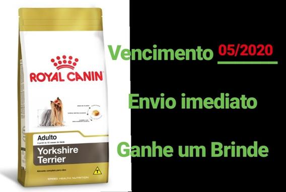 Ração Royal Canin Yorkshire Terrier Adulto 7,5kg