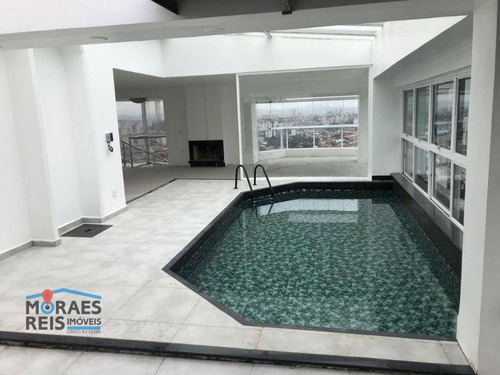 Apartamento Duplex Com 4 Dormitórios À Venda, 340 M² Por R$ 1.290.000 - Vila Suzana - São Paulo/sp - Ad0215