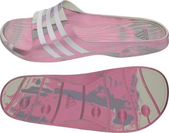 Sandalia adidas De Dama Chancleta Ojota Playa Mvdsport