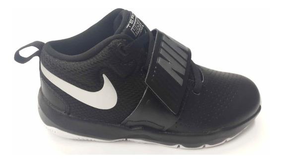 Bota De Basquet Nike Niños Con Abrojo