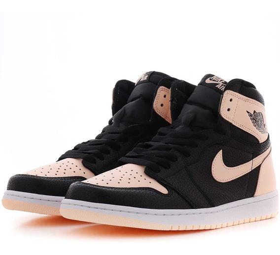 Tênis Nike Air Jordan 1 Retro Crimson Tint 39br Frete Gratis