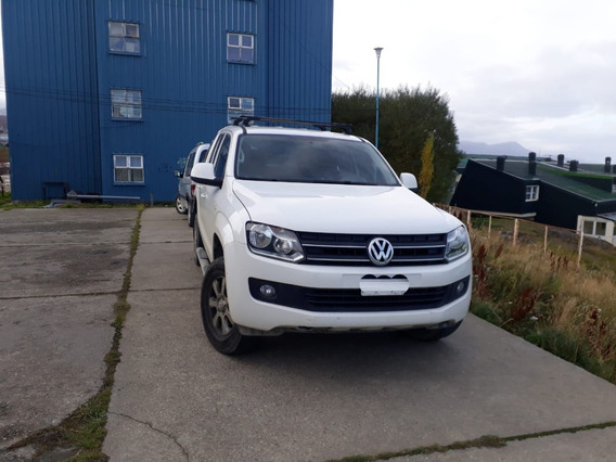 Vendo Amarok Volkswagen 2015