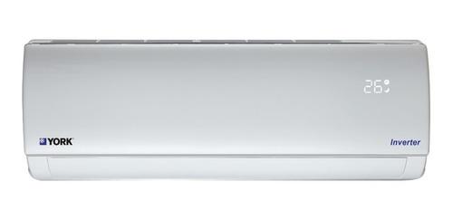 Imagen 1 de 3 de Aire Acondicionado York Inverter De 6000 Frig Frio Calor