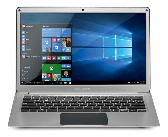 Notebook 13.3 4g 32gb Emmc/celeron Win10 Outlet