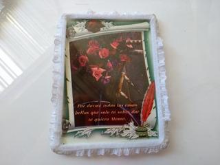 Cuadro Decorativo Día De Las Madres Regalo Original Vintage