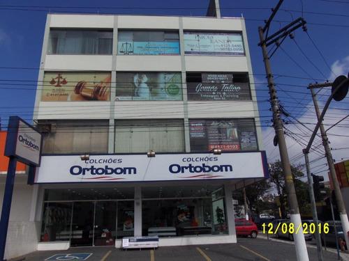 Imagem 1 de 2 de Sala Comercial No Jardim Do Mar - 3234