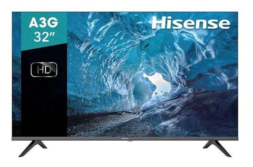 Imagen 1 de 5 de Tv 32 Pulgadas Basica Hd Hisense 32a3g