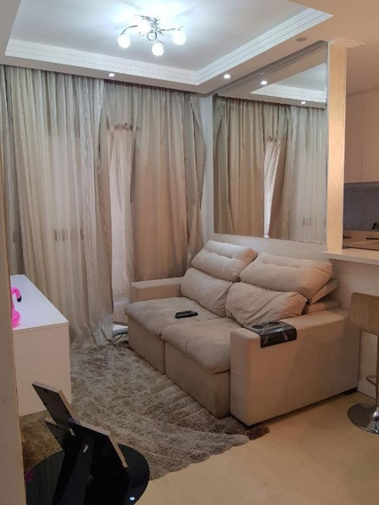 Apartamento Com 2 Dormitórios À Venda, 52 M² Por R$ 186.000,00 - Vila Santa Lúcia - Carapicuíba/sp - Ap0900