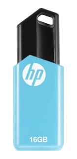 Pendrive Hp Oficial 16gb Pen Drive Retractil Original