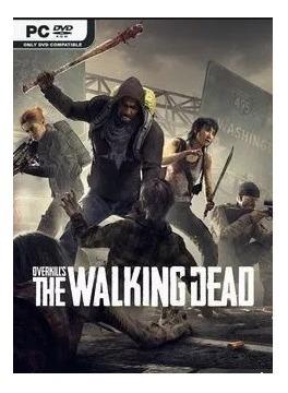 The Walking Dead Delux Edition-pc-dvd(midia Fisica)