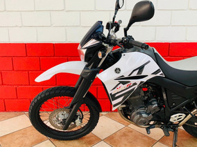 Yamaha Xt 660r - 2016 - Branca - Financiamos - Km 16.000
