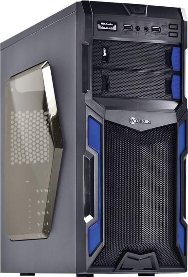 Cpu Desktop 4gb Hd 500gb Windows 10 Com Garantia / Frete