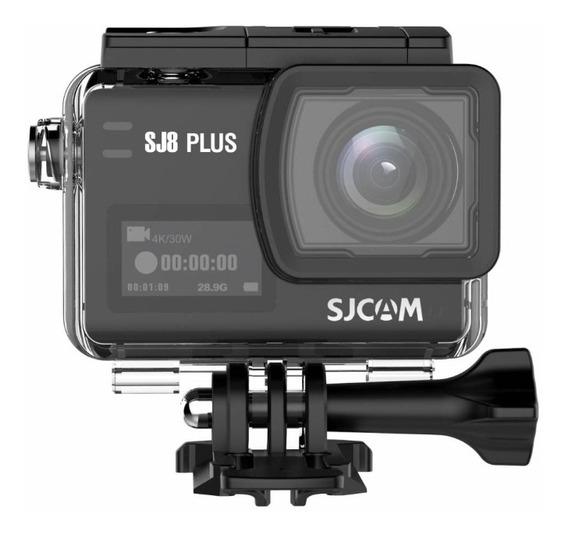 Câmera De Ação Sjcam Sj8 Plus 4k Hd 12 Mega Pixels Original