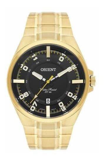 Aceito Cartão! Relógio Orient Mgss1158 Original Novinho!